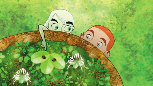 Imagen de The secret of Kells