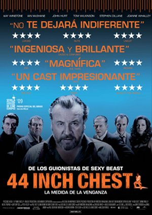 Cartel de 44 inch chest