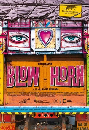 Cartel de Blow Horn