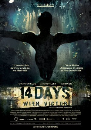 Cartel de 14 days with Víctor