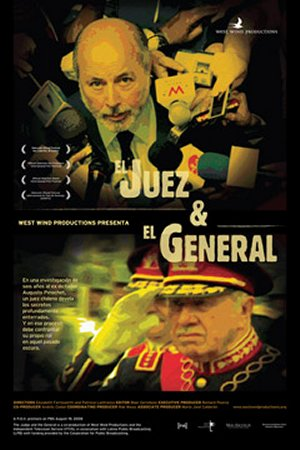 Cartel de El juez y el general