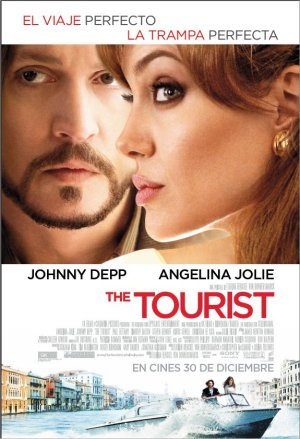 Cartel de The tourist