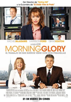 Cartel de Morning glory