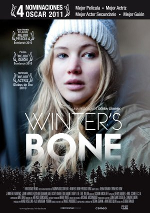 Cartel de Winter's bone