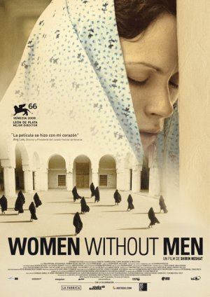 Cartel de Women without men