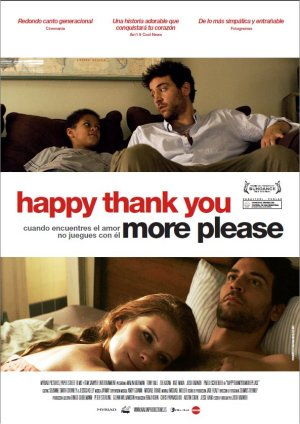 Imagen de Happy thank you more please