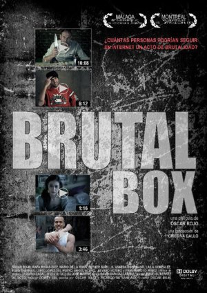 Cartel de Brutal Box
