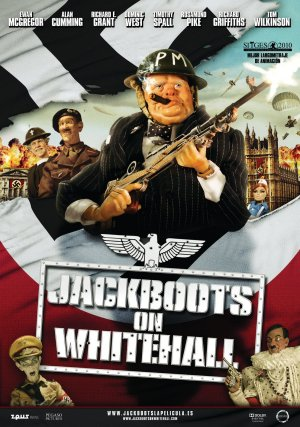 Cartel de Jackboots on whitehall