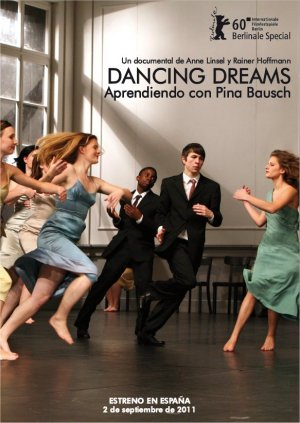 Cartel de Dancing dreams