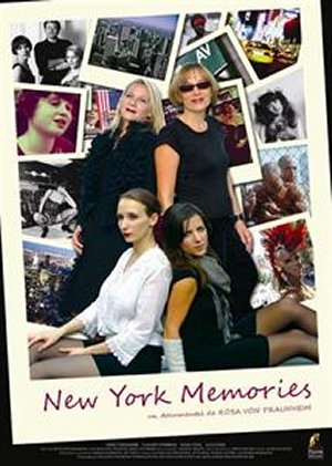 Cartel de New York memories