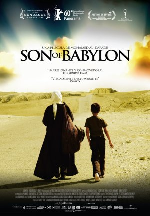 Cartel de Son of Babylon