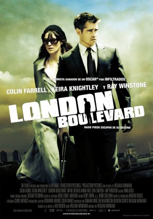 Cartel de London Boulevard