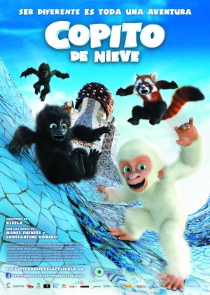 Cartel de Copito de nieve
