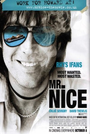 Cartel de Mr. Nice