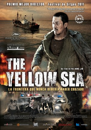 Cartel de The yellow sea