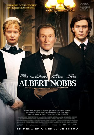 Cartel de Albert Nobbs