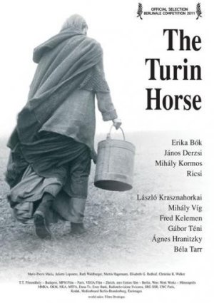 Cartel de The turin horse