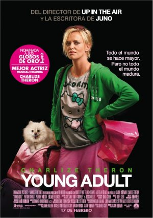 Cartel de Young adult