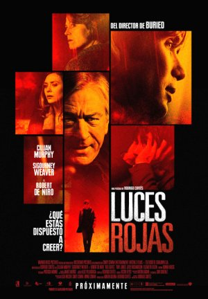 Cartel de Luces rojas