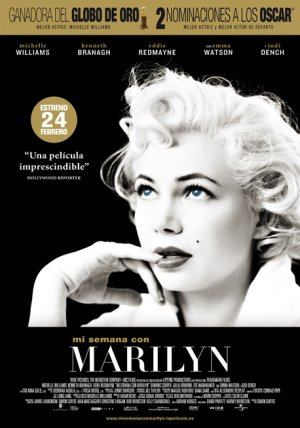 Mi semana con Marilyn