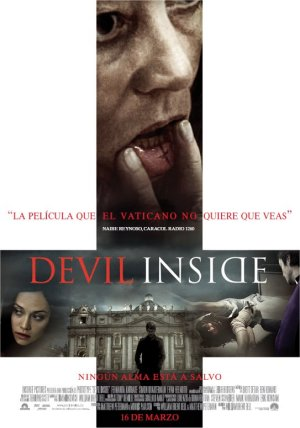 Cartel de Devil inside