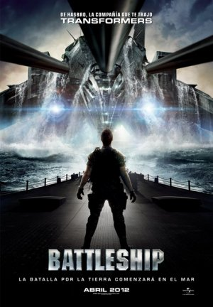 Cartel de Battleship