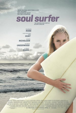 Cartel de Soul surfer