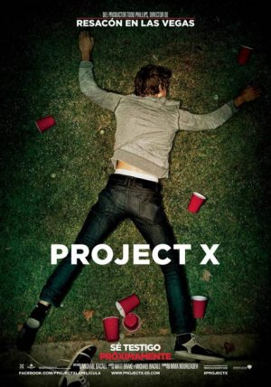 Cartel de Project X