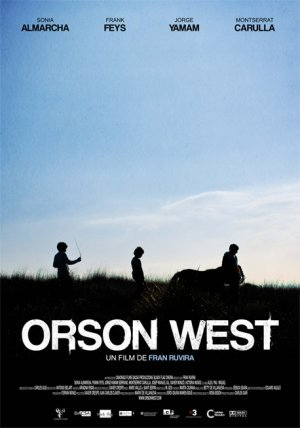 Cartel de Orson West