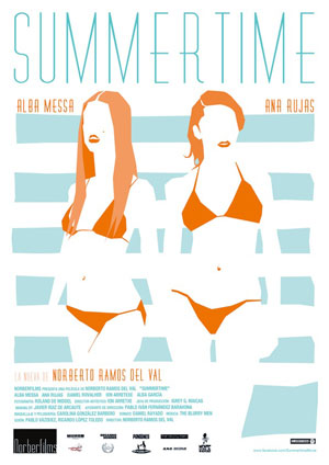 Cartel de Summertime