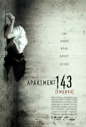 Cartel de Emergo (Apartment 143)