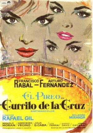 Cartel de Currito de la Cruz