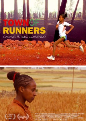 Cartel de Town of runners