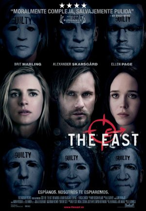 Cartel de The East