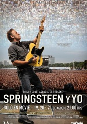 Cartel de Springsteen & I