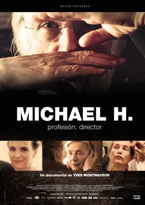 Cartel de Michael H. Profesión Director