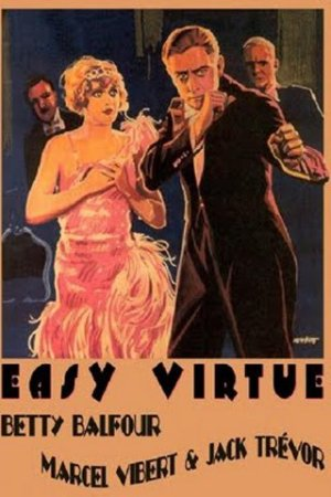 Cartel de Easy Virtue