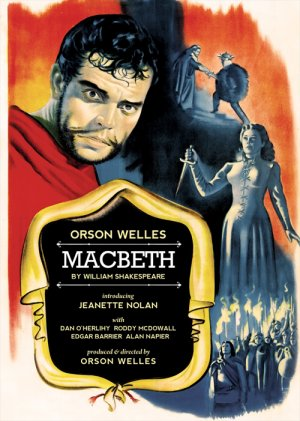Cartel de Macbeth