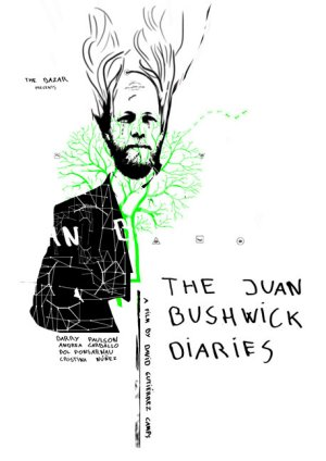 Cartel de The Juan Bushwick diaries