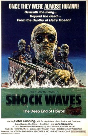 Cartel de Shock Waves