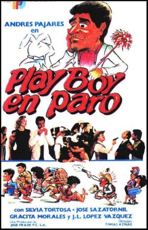 Cartel de Playboy en paro
