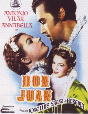 Cartel de Don Juan