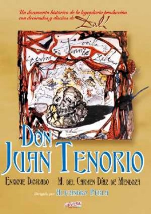 Cartel de Don Juan Tenorio