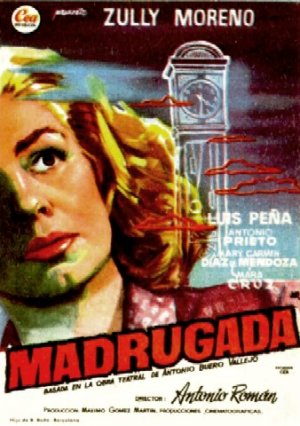 Cartel de Madrugada