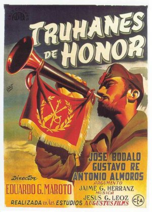 Cartel de Truhanes de honor