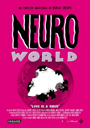 Cartel de Neuroworld