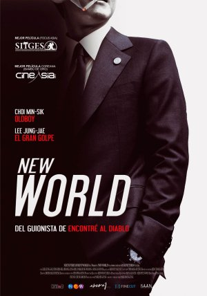Cartel de New world