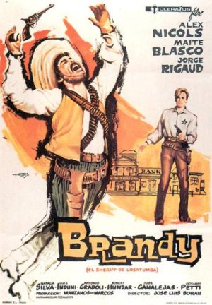 Cartel de Brandy