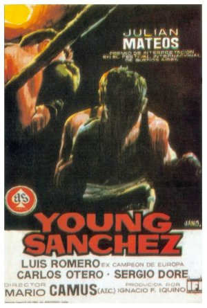 Cartel de Young Sánchez
