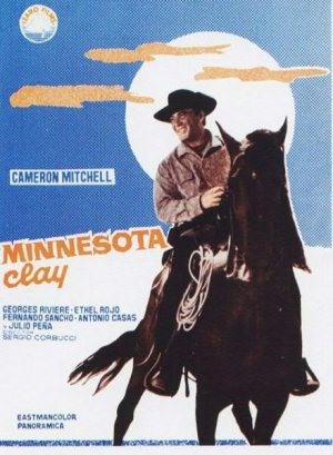 Cartel de Minnesota Clay